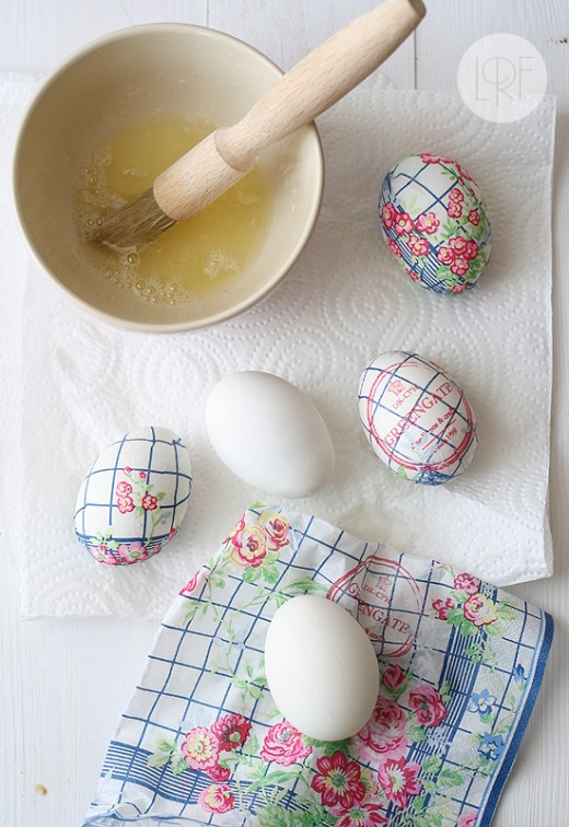 Как сделать пасхальное яйцо - luv_vie