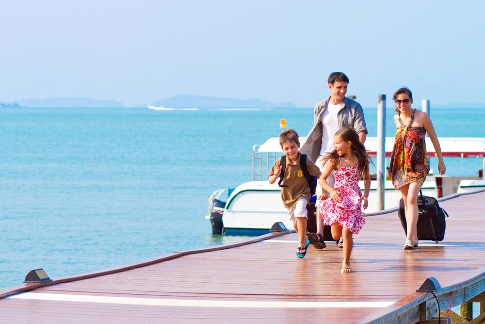 Путешествуем с ребенком: важные правила рекомендации