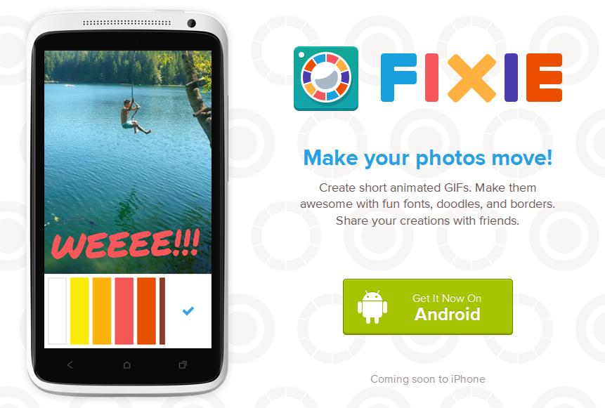 Как создать GIF-анимацию в Android