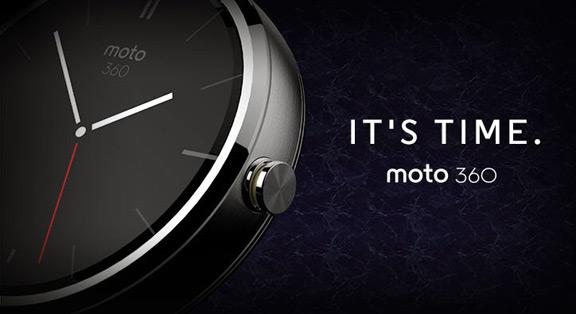 LG и Motorola анонсировали «умные часы» на платформе Android Wear для носимой электроники