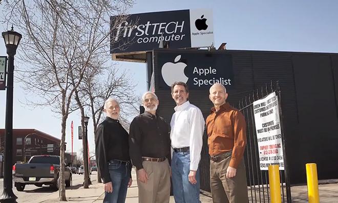 Закрывается магазин первого дистрибьютора Apple — FirstTech