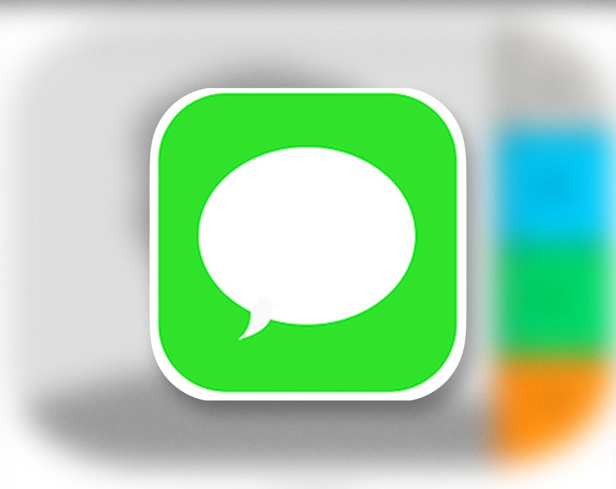 Как переслать контакт с помощью iMessage