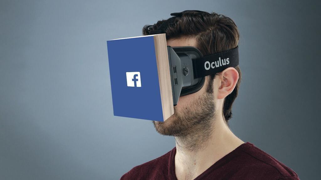 """Создатель Oculus Rift: """"Facebook лучше Apple"""""""