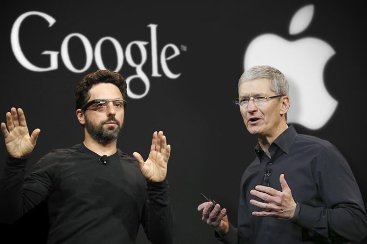 Apple и Google вели войну задолго до появления iPhone