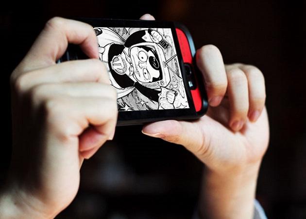 InkCase: чехол с дисплеем из электронных чернил для вашего iPhone