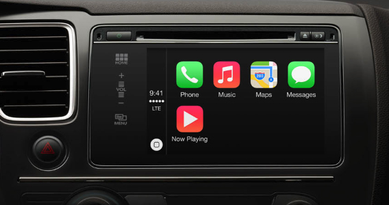 iOS 8 carplay