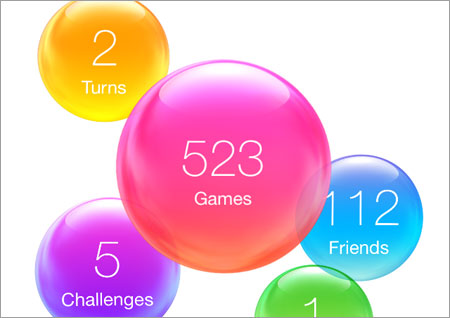 iOS 8 game center