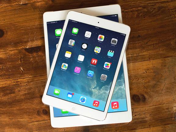 В iOS 7.1 найдены упоминания двух новых моделей iPad