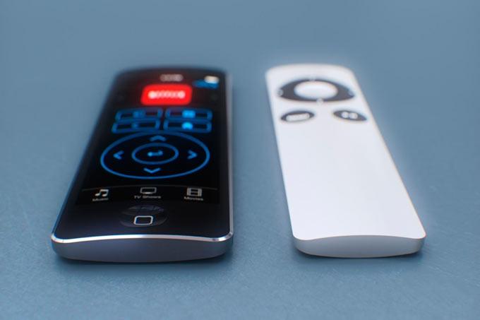 Apple запатентовала сенсорный пульт управления для камеры iPhone