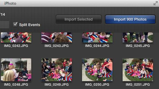 Как удалить из iphoto на iphone