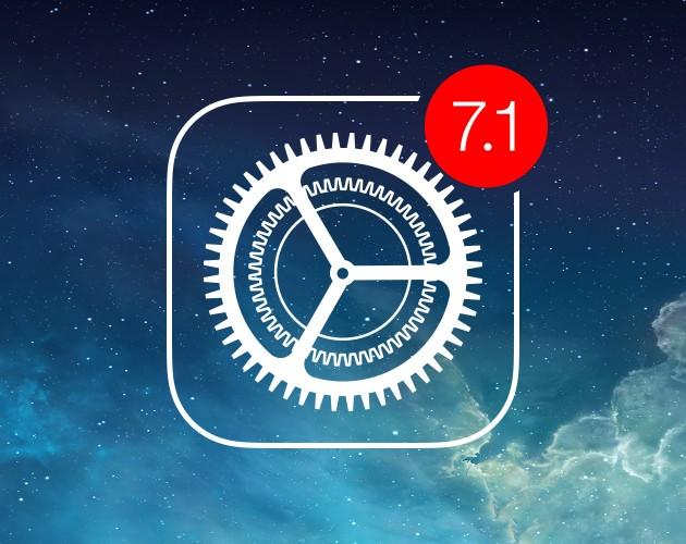 Мои впечатления от iOS 7.1