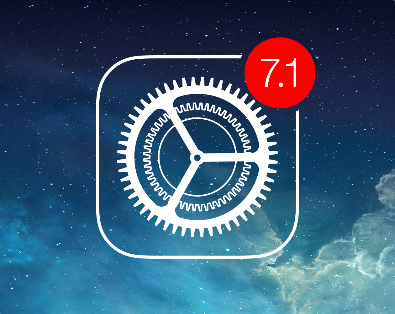 iOS 7.1: Что нового?