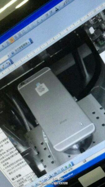 iPhone 6 уже тестируется на заводах Foxconn (фото)