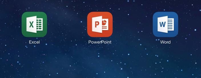 Приложения из пакета Office для iPad доступны для загрузки в App Store
