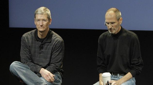 """""""Жизнь после Стива Джобса"""": сможет ли Кук привести Apple к новым высотам?"""