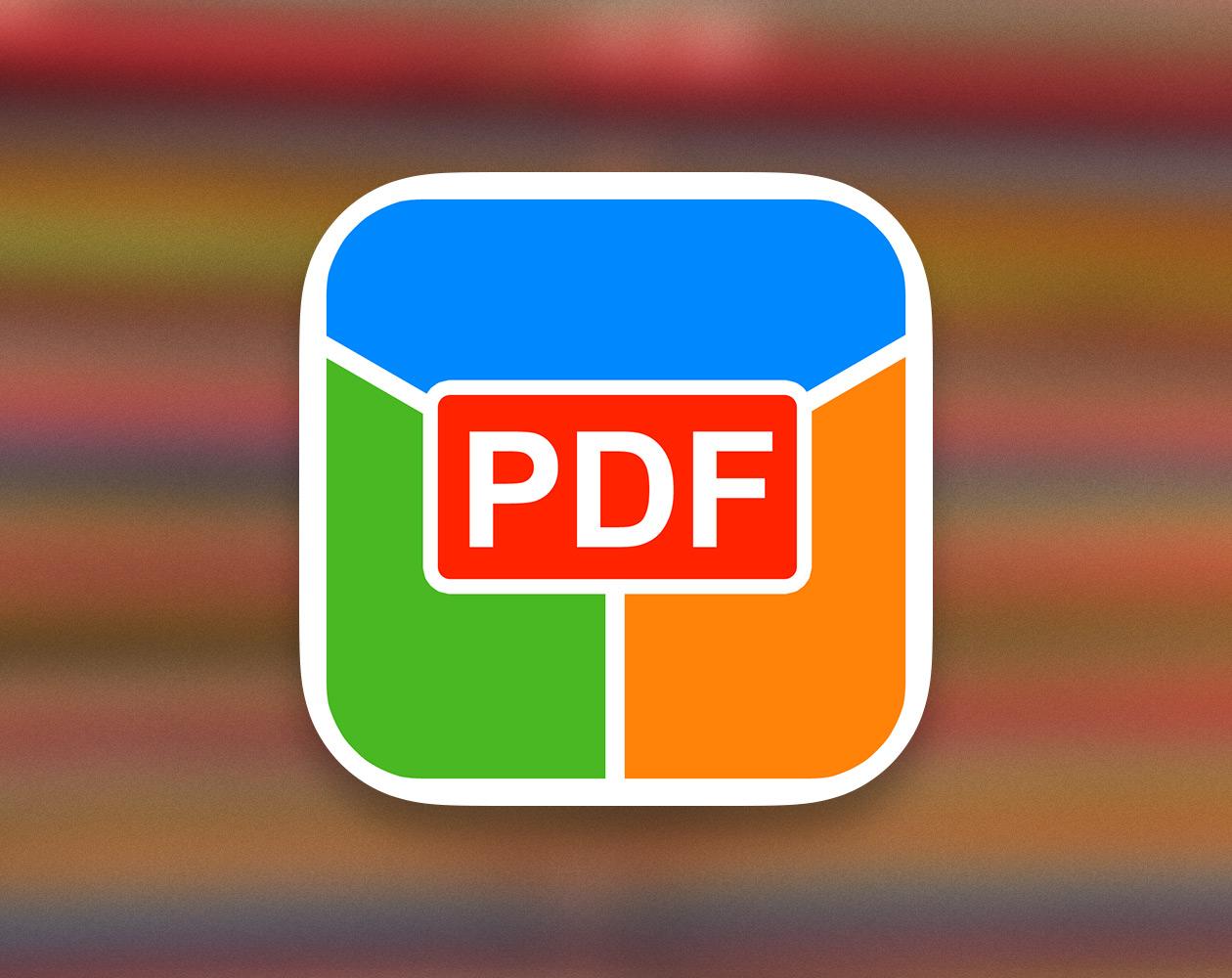 PDF Printer для iOS превратит любой документ в высококачественный PDF