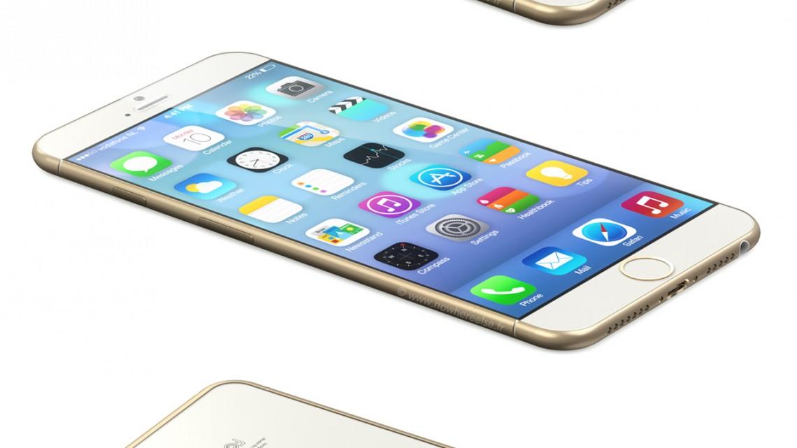 Новый 4.7-дюймовый iPhone появится в продаже в сентябре, 5,5-дюймовый — в конце года
