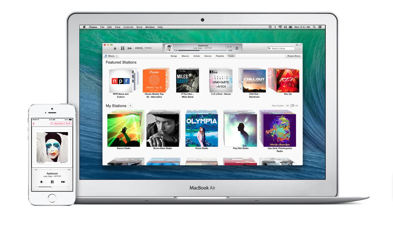 Как удобно импортировать новый контент в iTunes