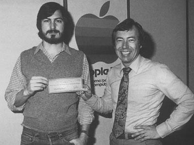 Как сложилась судьба первых 10 сотрудников Apple
