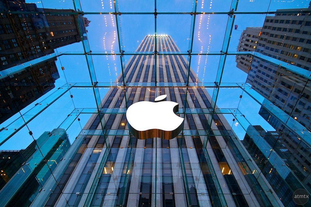 Apple приобрела 26 компаний за последние 15 месяцев
