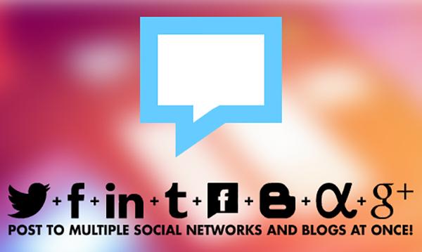 Polarbear: одновременный пост в Google+, Facebook, Twitter, LinkedIn, Tumblr, Blogger