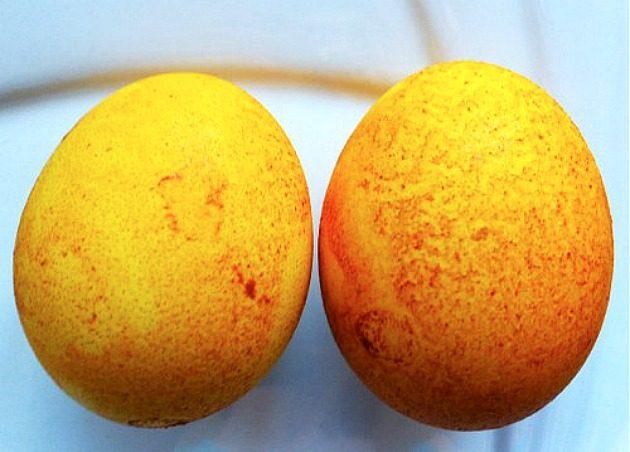 Кухонные лайфхаки: натуральные красители для яиц к Пасхе