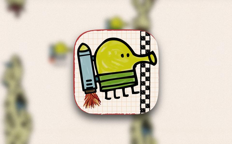Doodle Jump Race — новые приключения старого доброго дудлера