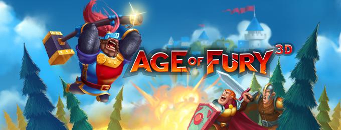 Age of Fury — настоящие 3D-стратегии добрались до iOS