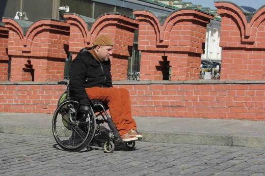 Игорь Гаков: «мир еще не френдли к людям на колясках»