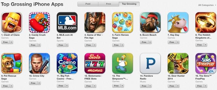 App Store 2