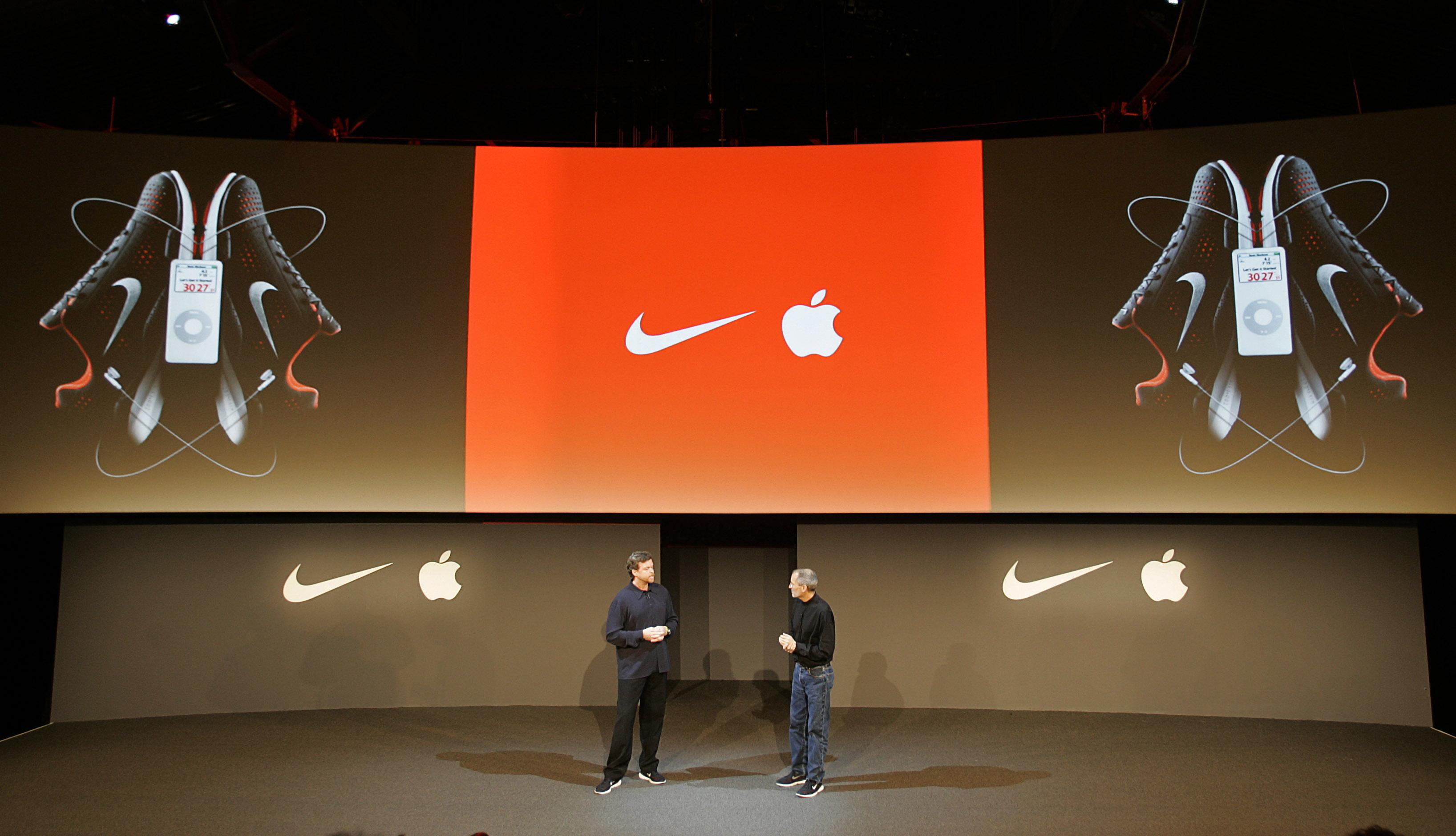 Команда Nike+ FuelBand перешла в Apple работать над iWatch
