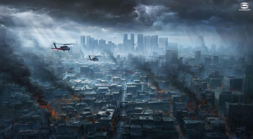 Gameloft раскрыла новые подробности о Modern Combat 5: Blackout