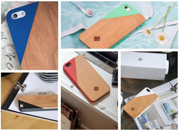 Clic: элегантный и простой кейс для iPhone
