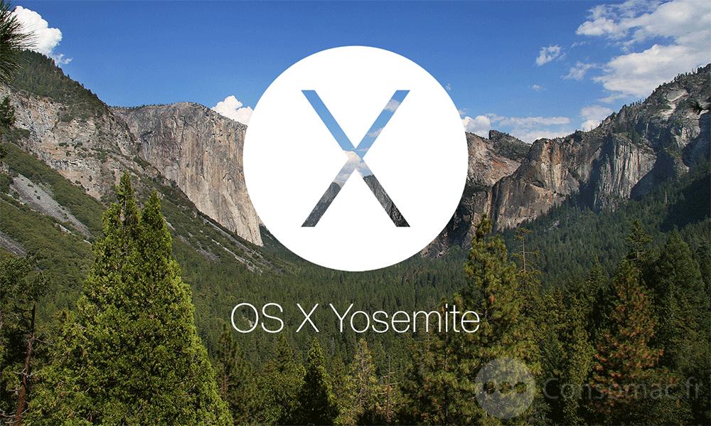 Apple зарегистрировала несколько вариантов названий для OS X 10.10: Yosemite, Redwood, Mammoth, California, Big Sur и Pacific