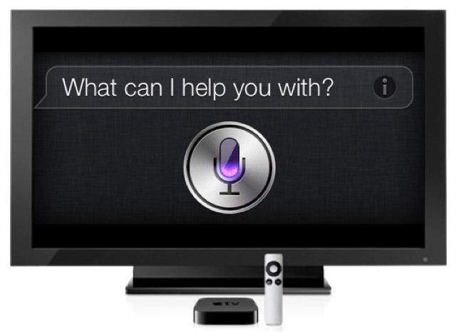 В iOS 7.1 найдено упоминание Siri для Apple TV