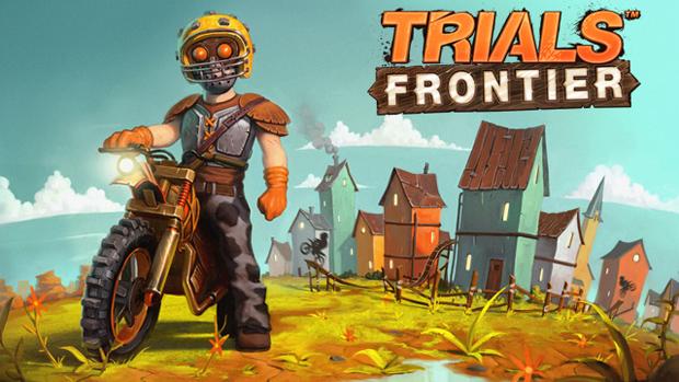 Trials Frontier: увлекательные мотогонки с элементами RPG