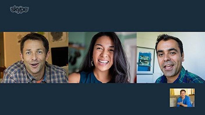Skype возвращает бесплатные групповые видеозвонки на Mac и PC