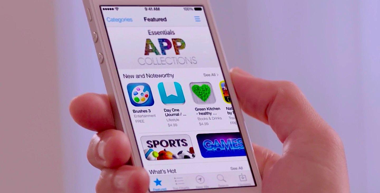 Как ускорить поиск приложений в App Store? Один простой способ