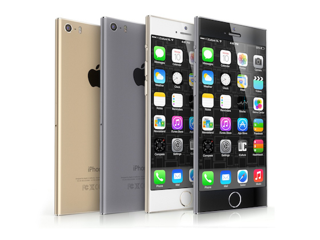 Производство 4,7-дюймовых iPhone 6 начнется в мае, 5,5-дюймовые задерживаются