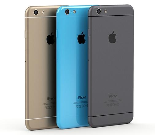 iPhone 6 сравнили с «раздутым» до 4,7 дюймов iPod Touch