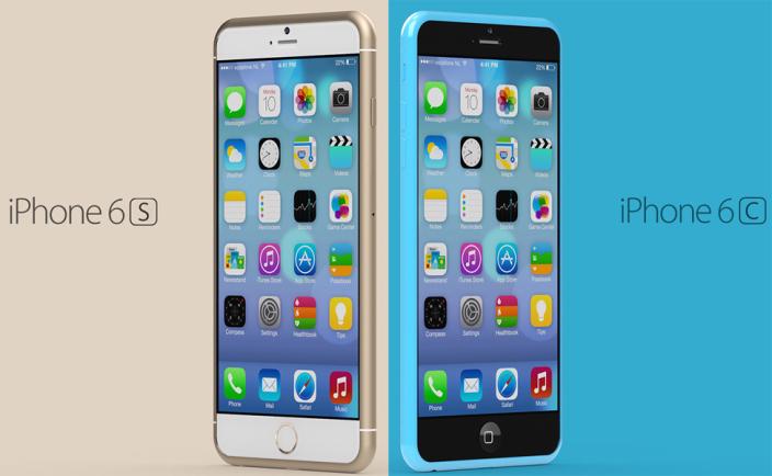 Новые концепты iPhone 6s и iPhone 6c, на которые стоит обратить внимание
