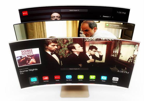 Apple тестирует 65- и 77-дюймовые OLED-дисплеи для своего телевизора