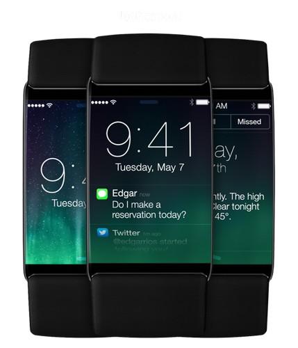 iWatch получат гибкие 1,3- и 1,5-дюймовые дисплеи от LG