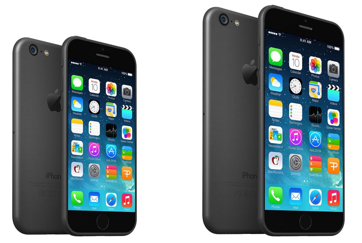 Именно таким может быть iPhone 6