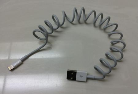 Как быстро сделать незапутывающийся кабель для iPhone и iPad