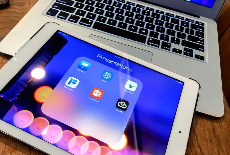 Лучшие iPad-приложения для работы с презентациями – Keynote, PowerPoint, HaikuDeck и другие
