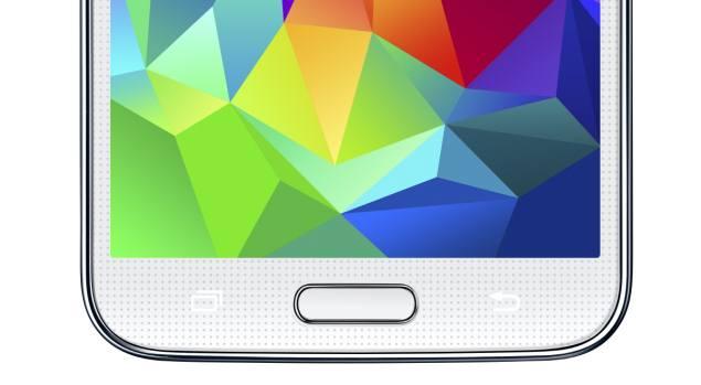 ВИДЕО: Сканер отпечатков пальцев Samsung Galaxy S5 vs iPhone 5s