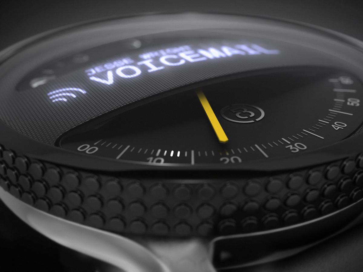 ВИДЕО: Удивительный концепт умных часов, которых вы еще не видели