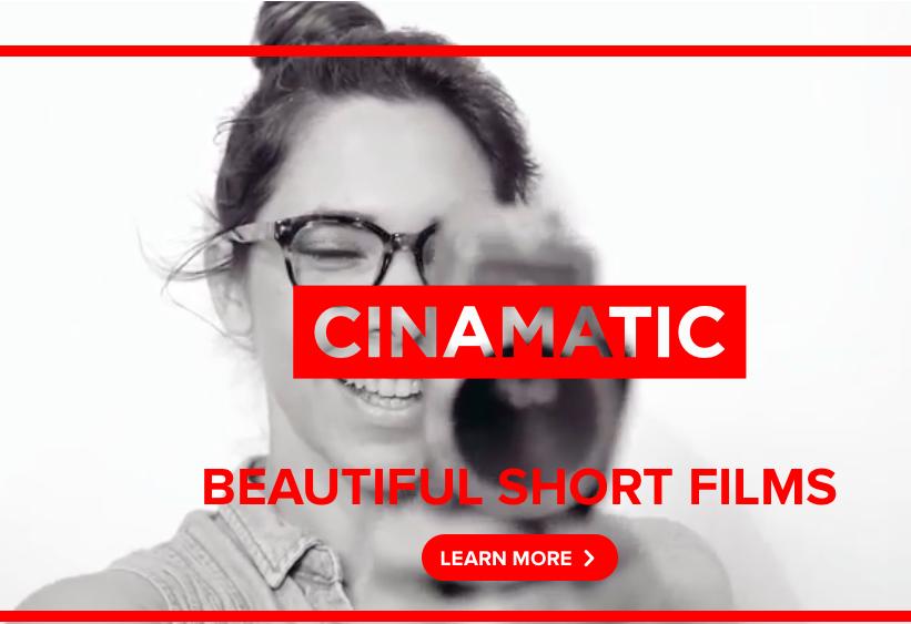 Создатели Hipstamatic представили приложение для создания коротких видеороликов Cinamatic