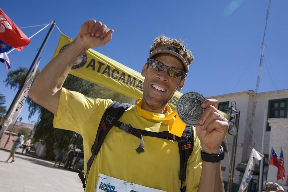 Дин Карназес про марафон